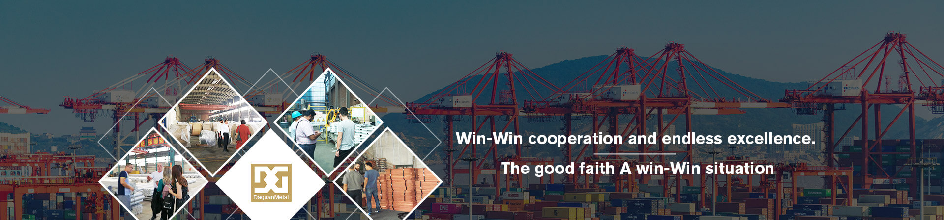Win-Win cooperation and endless excellence
